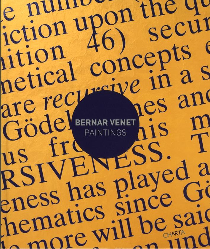 Bernar Venet. Paintings