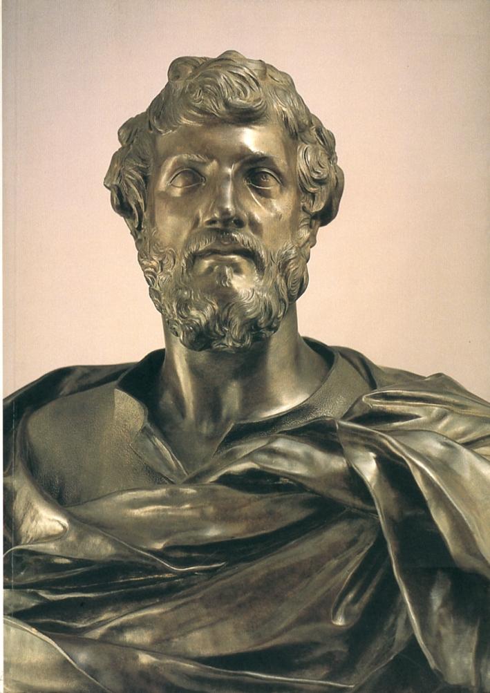 Ospiti. 0010. Alessandro Algardi. I Bronzi della Chiesa di San Carlo a Genova. [Ed. Italiana e Inglese].