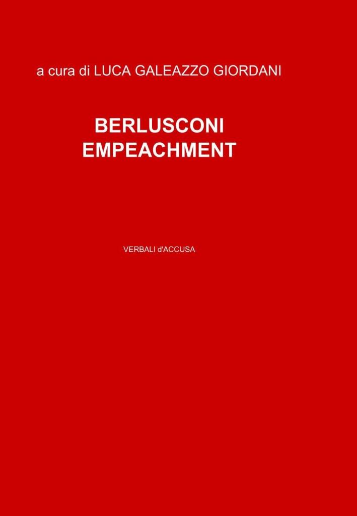 Berlusconi empeachment