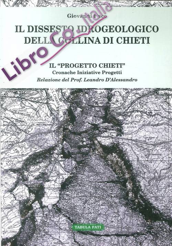 Il Dissesto Idrogeologico della Collina di Chieti