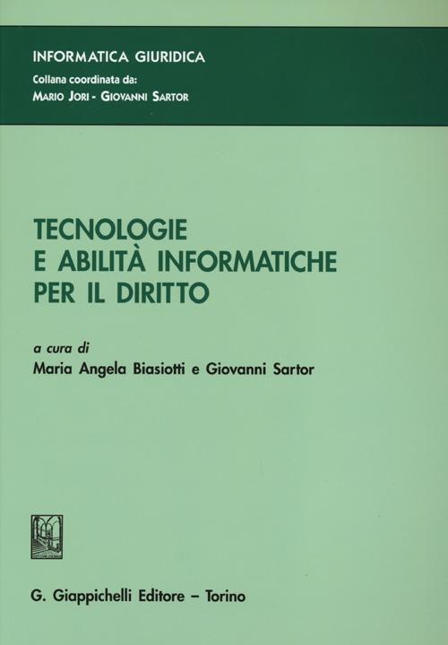 Tecnologie e abilità informatiche per il diritto