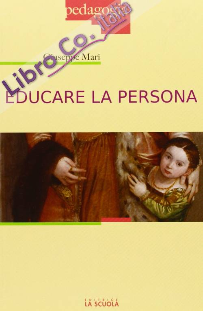 Educare la persona