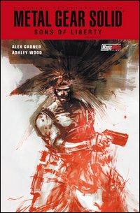 Sons of liberty. Metal Gear Solid. Vol. 1