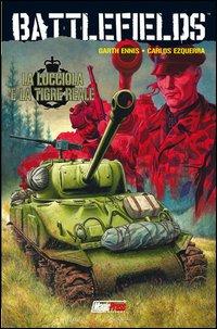 La lucciola e la tigre reale. Battlefields. Vol. 5