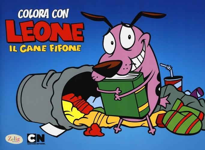 Colora con Leone il Cane Fifone. Vol. 2