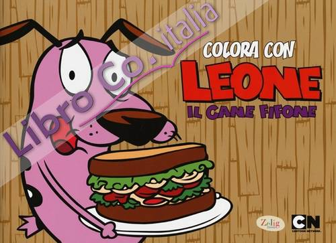 Colora con Leone il Cane Fifone. Vol. 3