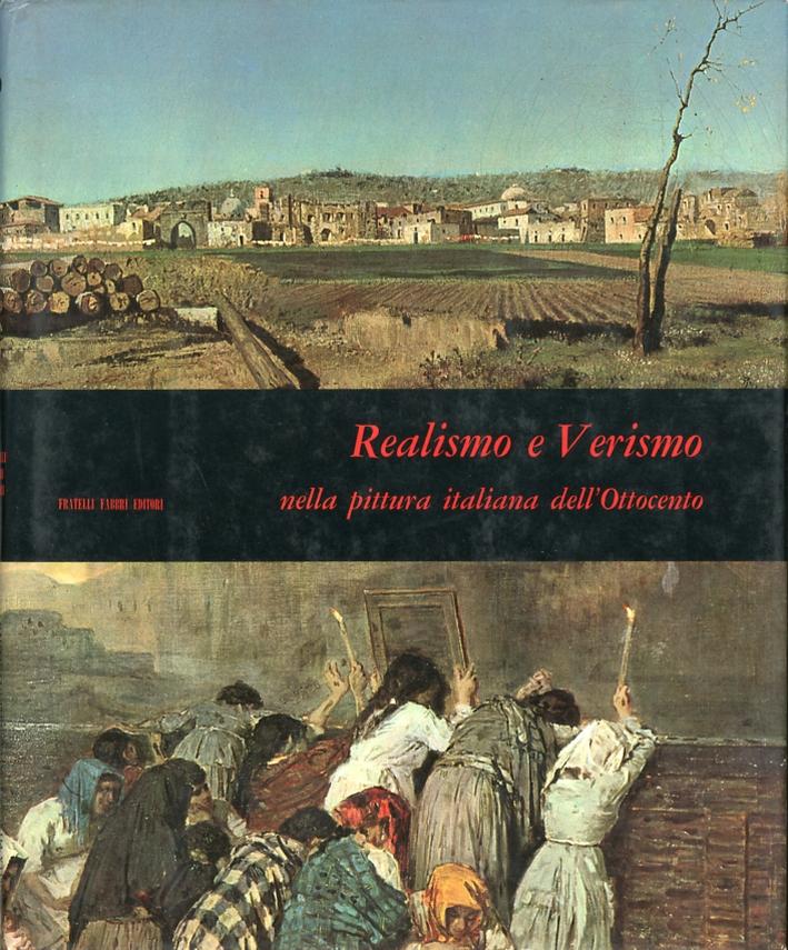 Realismo e Verismo nella pitttura italiana dell'Ottocento