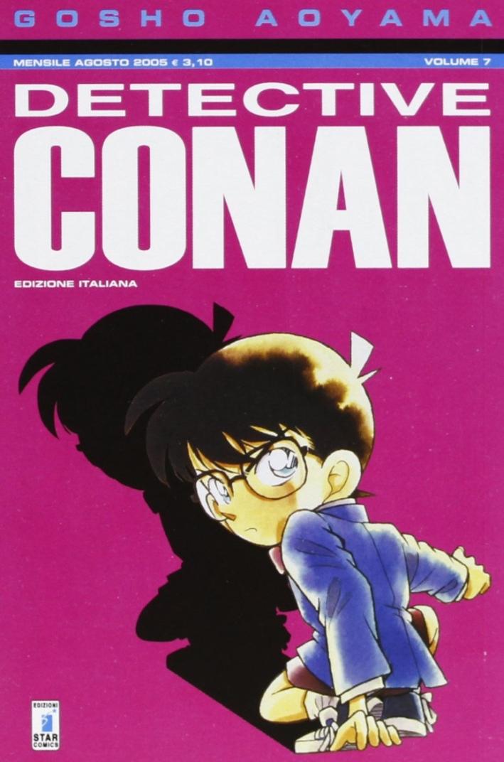 Detective Conan. Vol. 7
