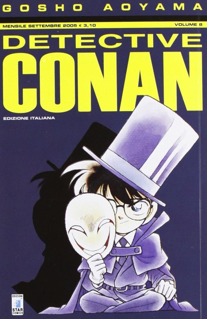 Detective Conan. Vol. 8