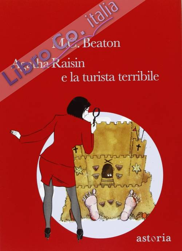 Agatha Raisin e la turista terribile