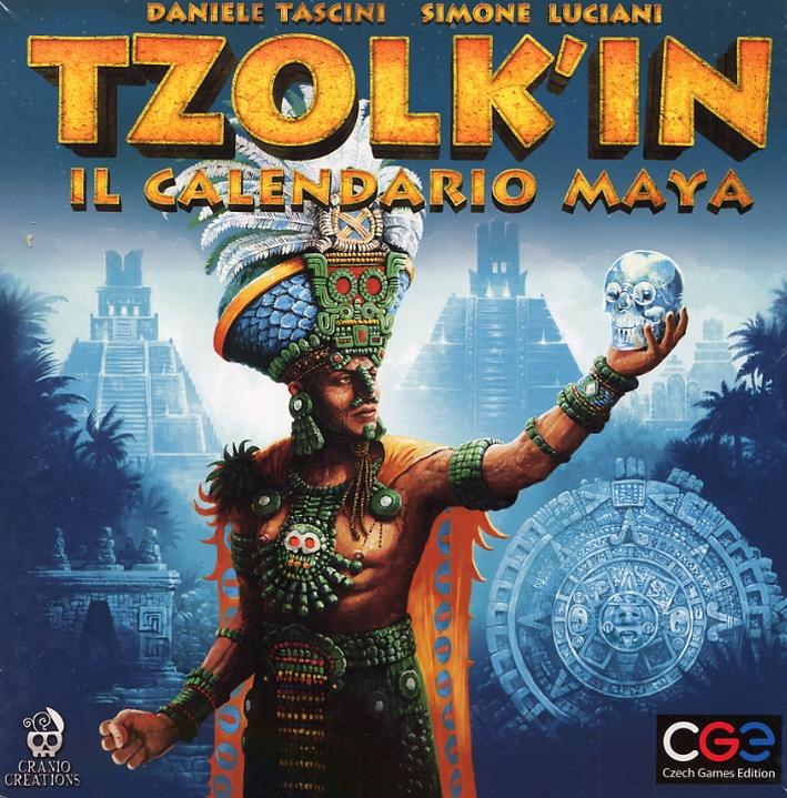 Tzolk'in. Il calendario Maya.