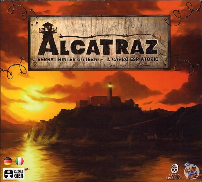 Alcatraz. Il Capro Espiatorio.