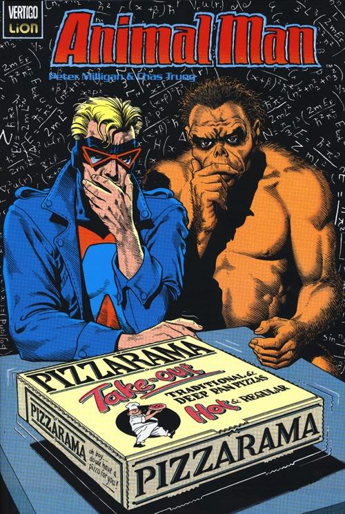 Animal man. Vol. 1.