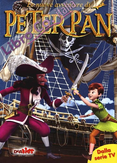 Le nuove avventure di Peter Pan.