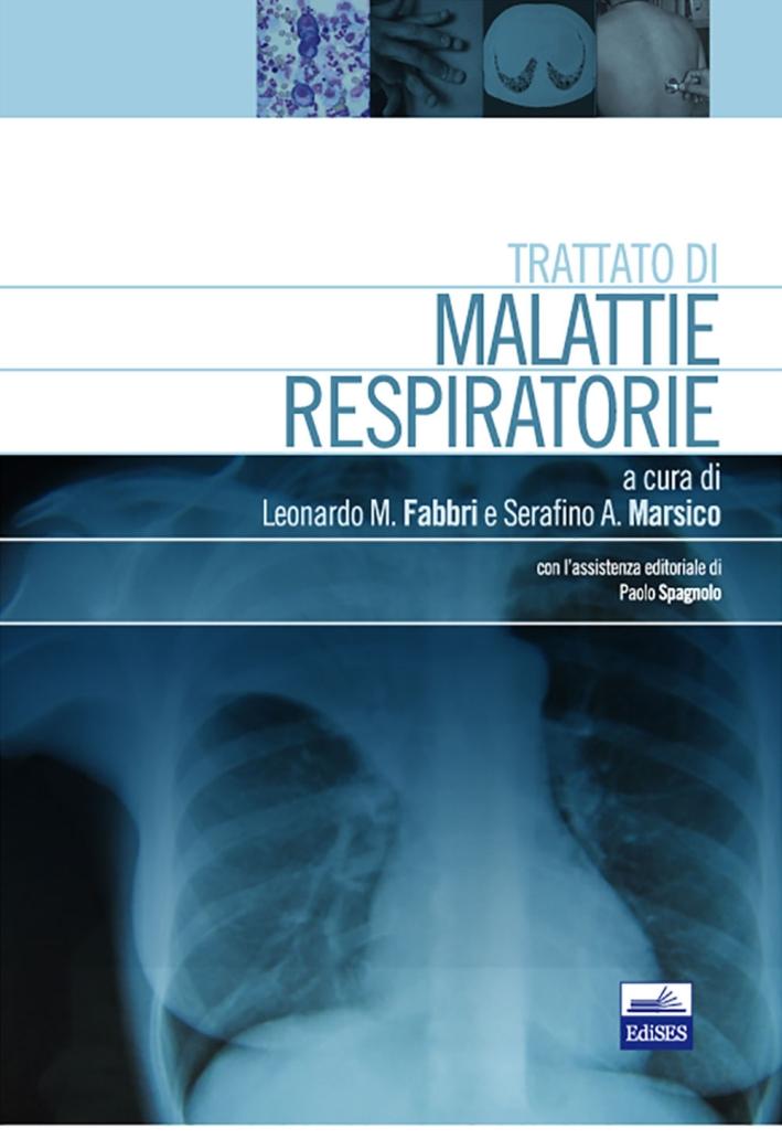 Trattato di malattie respiratorie.