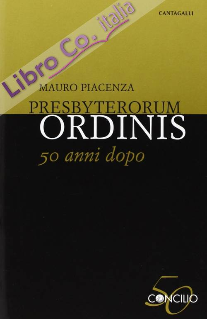 Presbyterorum ordinis 50 anni dopo