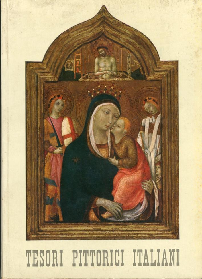 Antologia di tesori pittorici italiani dal XIV al XVIII secolo