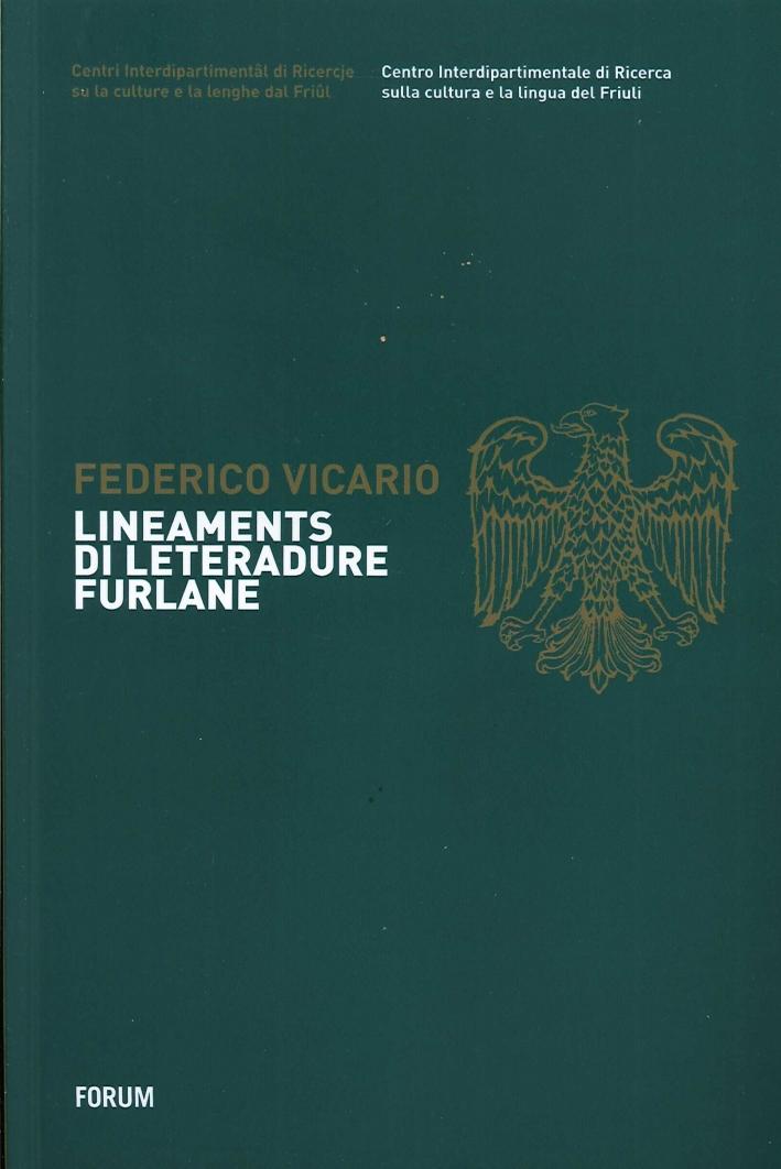 Lineaments di leteradure furlane