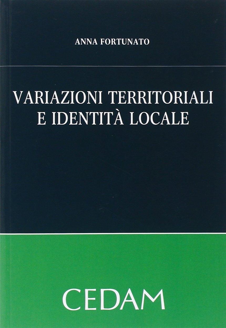 Variazioni territoriali e identità locale