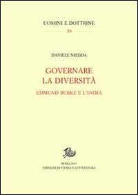 Governare la diversità. Edmund Burke e l'India