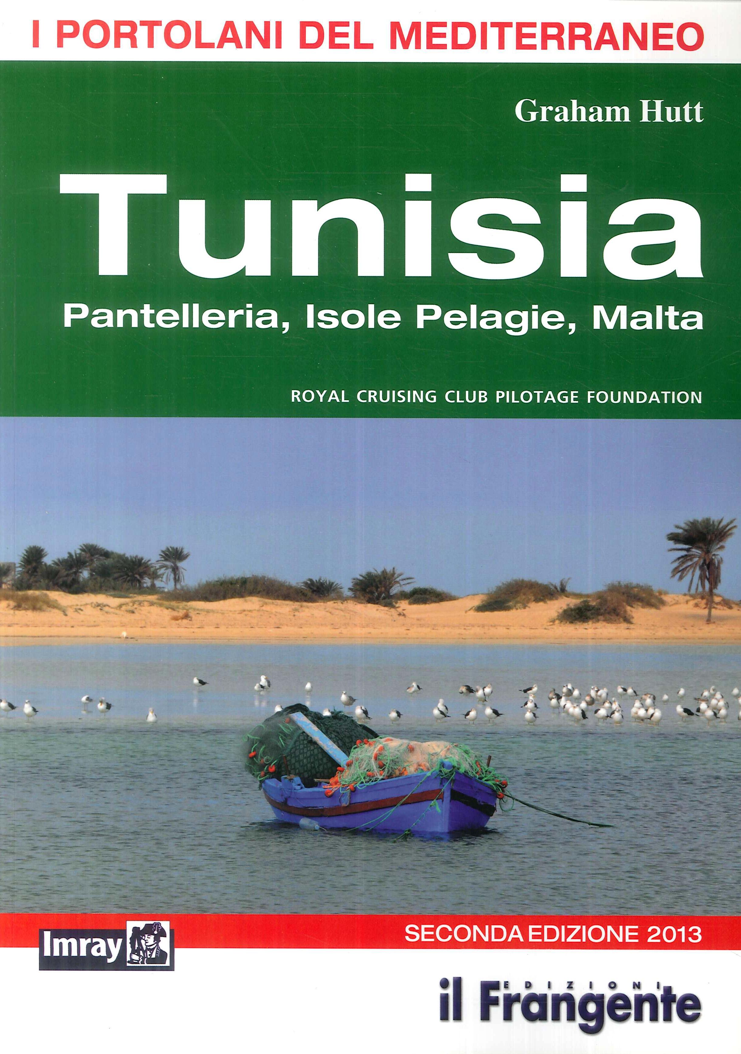 Tunisia Pantelleria, isole Pelagie, Malta.