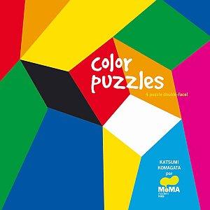 Color puzzles. [puzzle rilegati e autocopertinati]