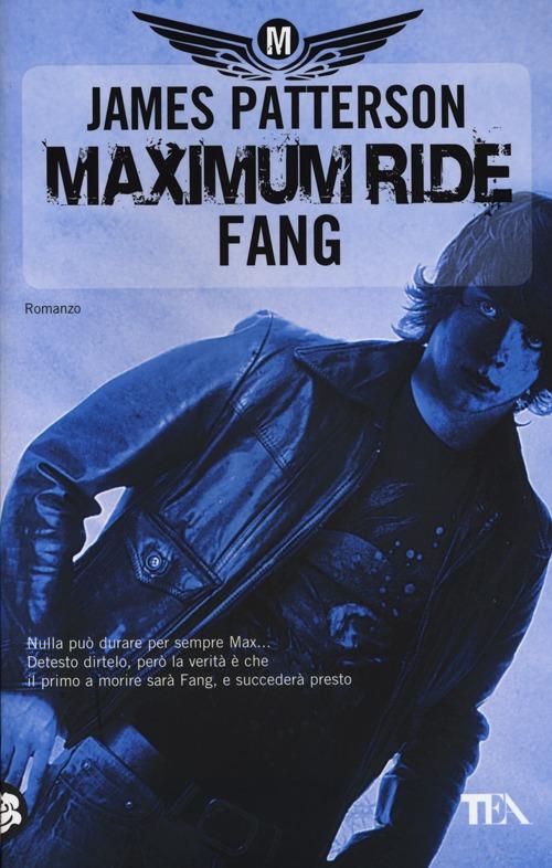 Fang. Maximum ride.