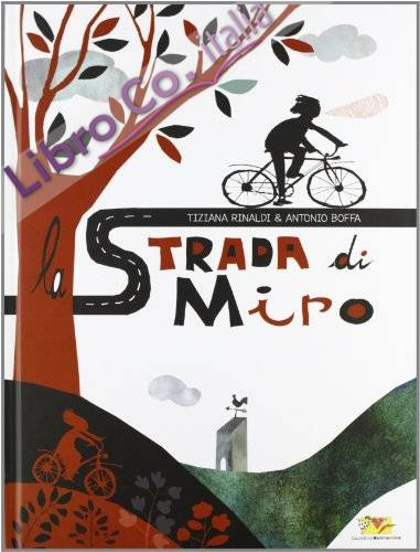La strada di Miro.