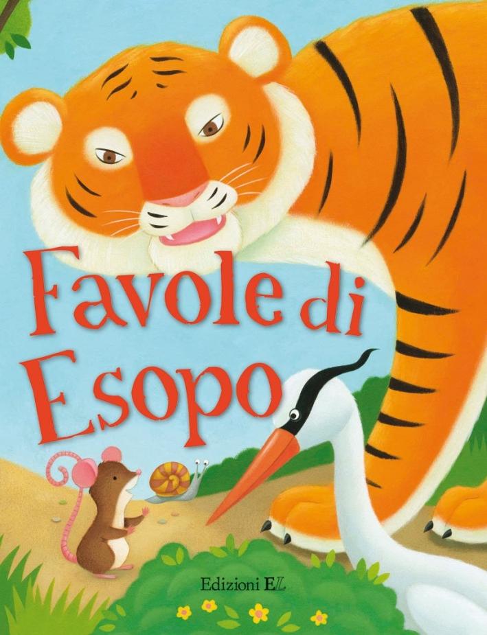 Favole di Esopo. Ediz. illustrata