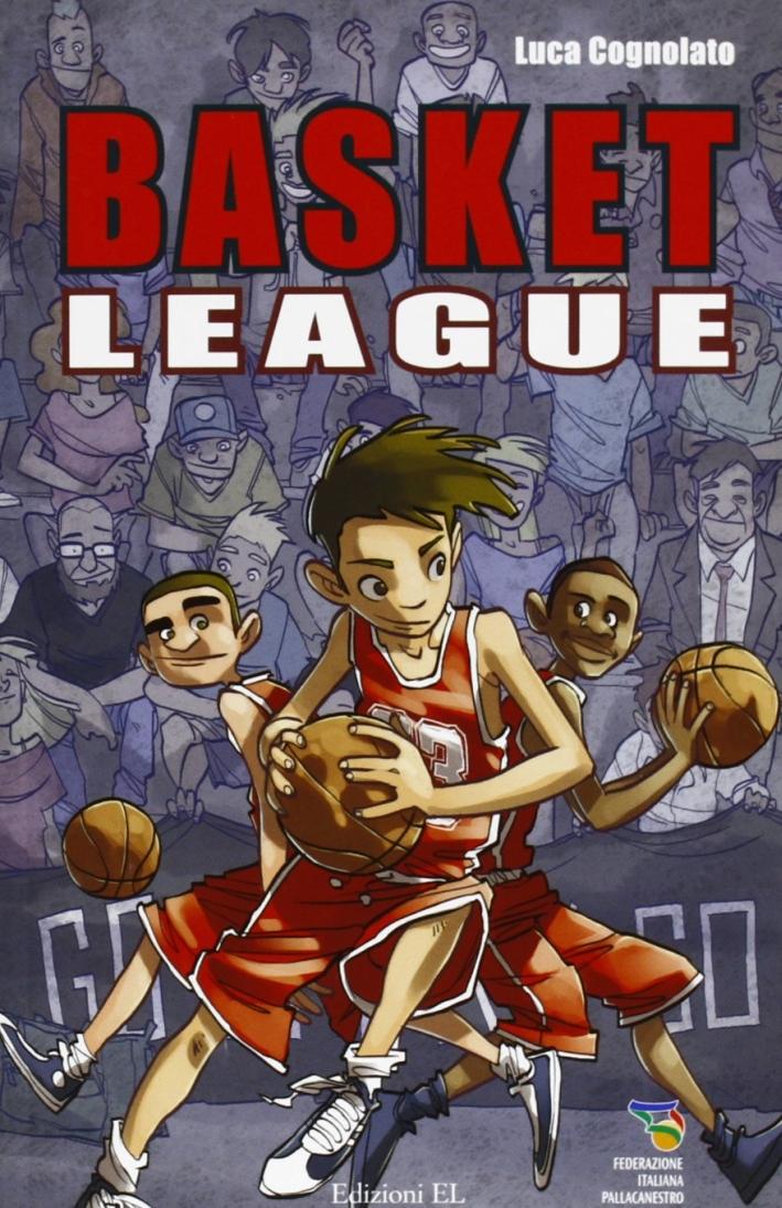 Due sotto canestro-Gioco in difesa. Basket league