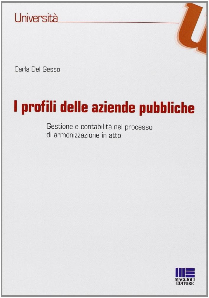 I profili delle aziende pubbliche