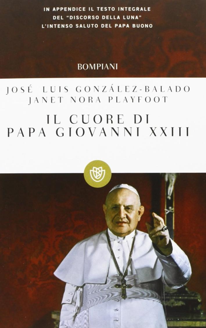 Il cuore di papa Giovanni XXIII