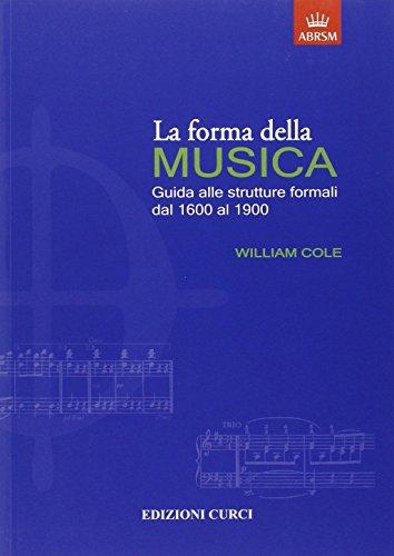 La forma della musica. Una guida sintetica sulle strutture formali della musica tonale.