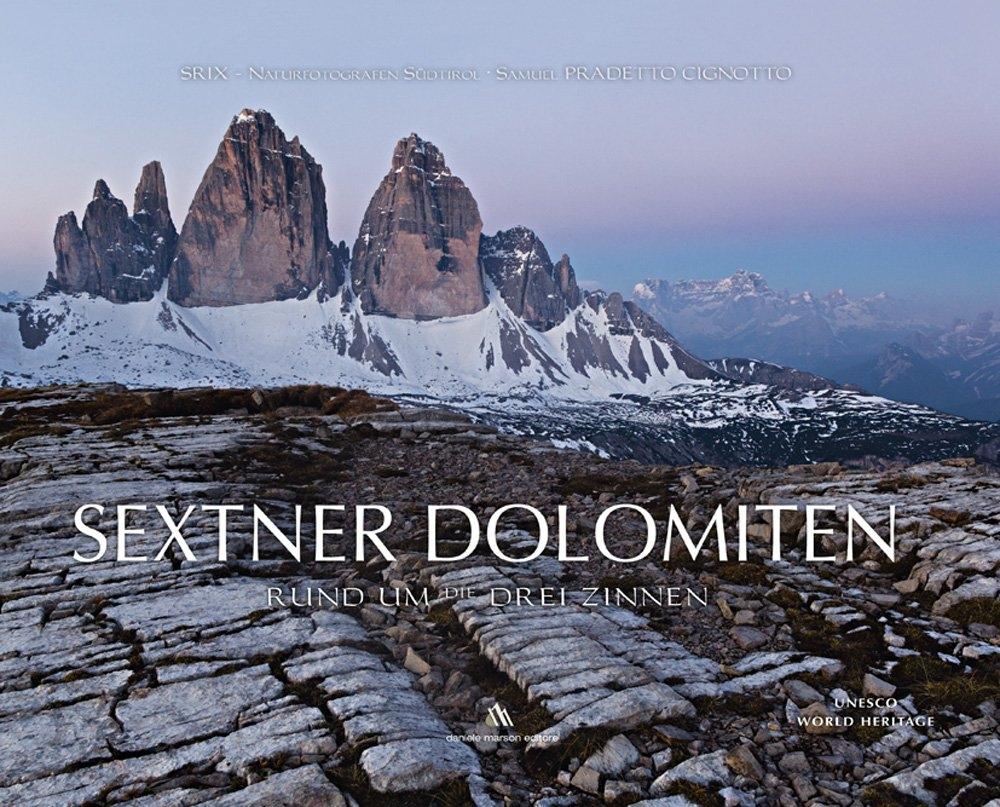 Sextner Dolomiten. Rund um Drei Zinner