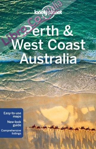 Lonely Planet Perth & West Coast Australia.