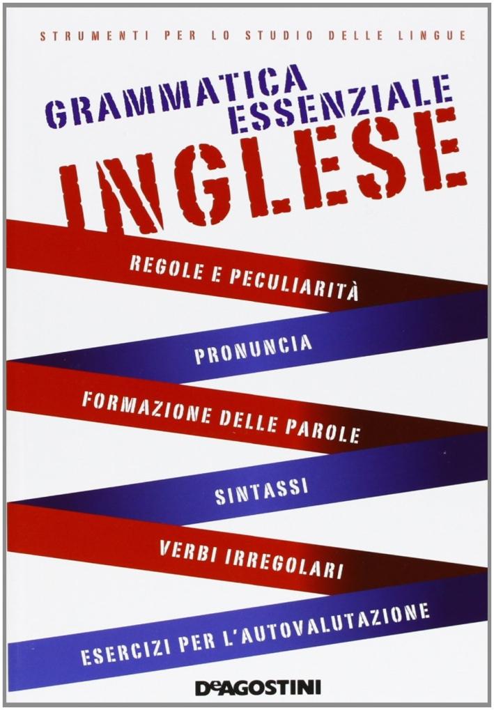Grammatica essenziale. Inglese