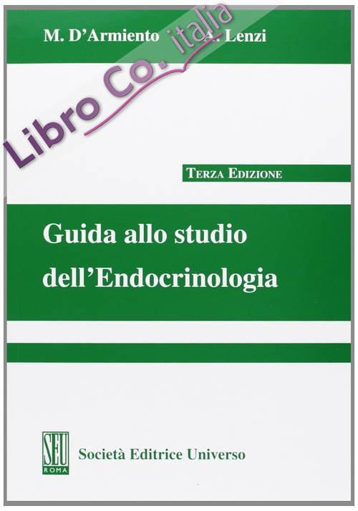Guida allo studio dell'endocrinologia