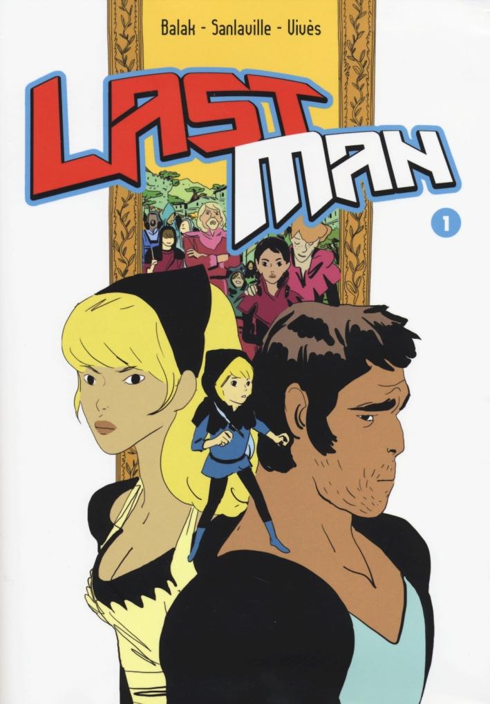Last man. Con adesivi. Vol. 1