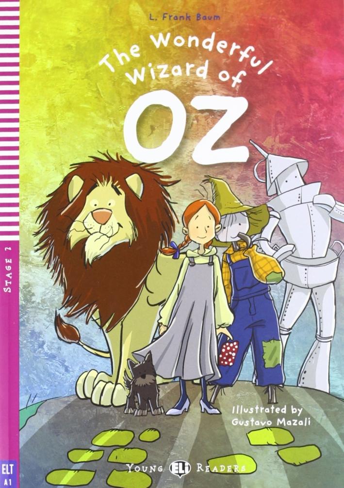 Wonderful Wizard of Oz + CD