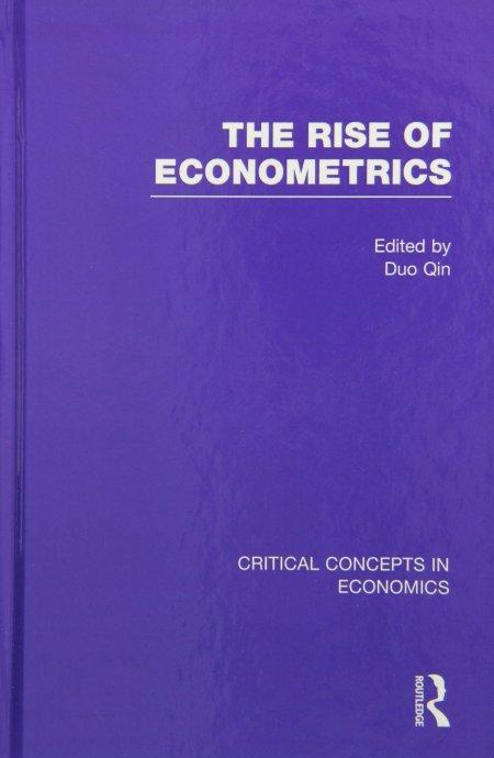 Rise of Econometrics, 4-Vol. Set