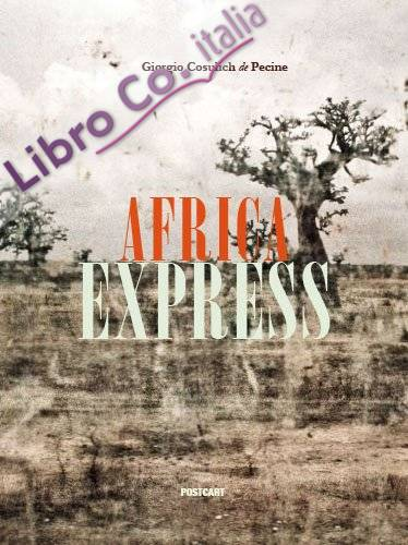 Africa express. Ediz. illustrata
