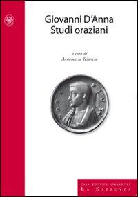 Giovanni D'Anna. Studi oraziani.