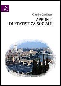 Appunti di statistica sociale