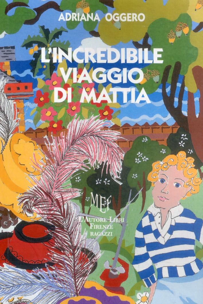 L'incredibile viaggio di Mattia.