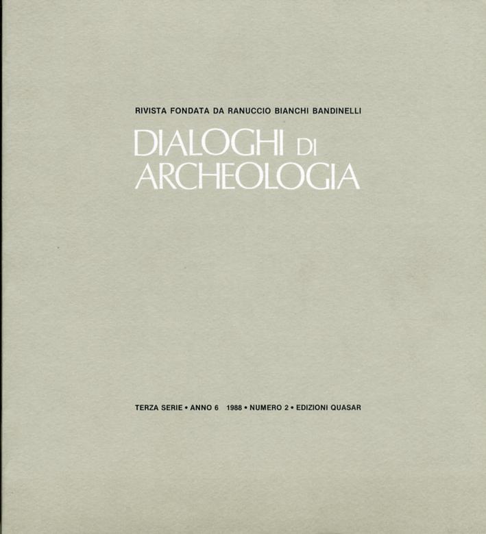 Dialoghi di archeologia. Terza serie. Anno 6. La colonizzazione romana tra la guerra latina e la guerra annibalica
