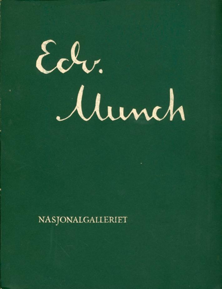 Edvard Munch. 45 reproduksjoner