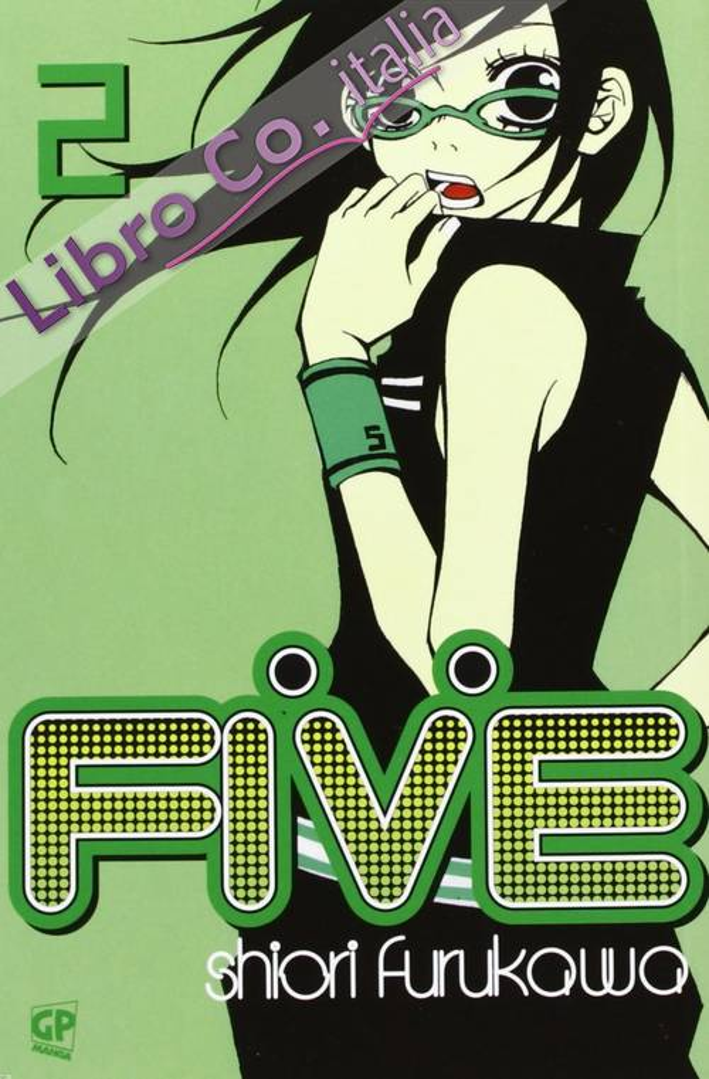 Five. Vol. 2.