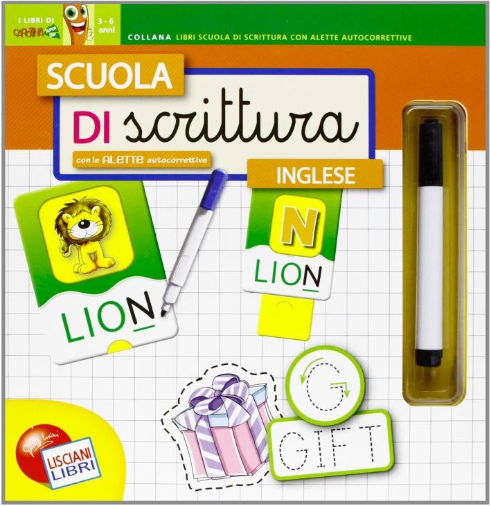 Scuola di scrittura. Inglese. Con gadget