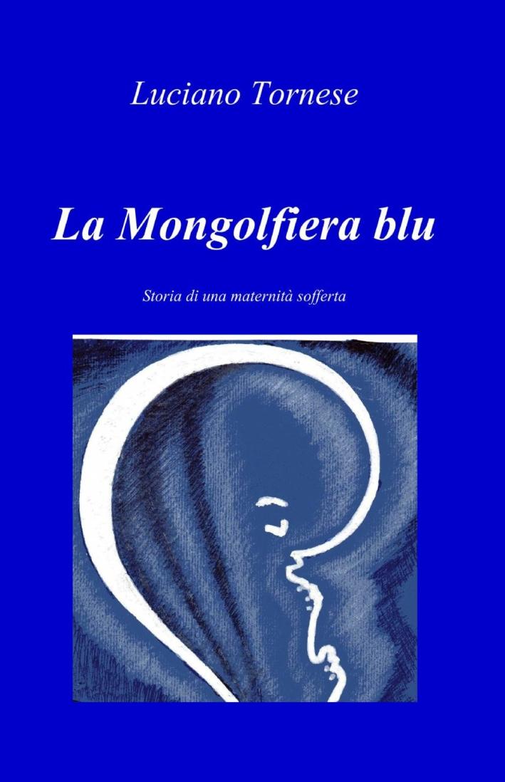 La mongolfiera blu.