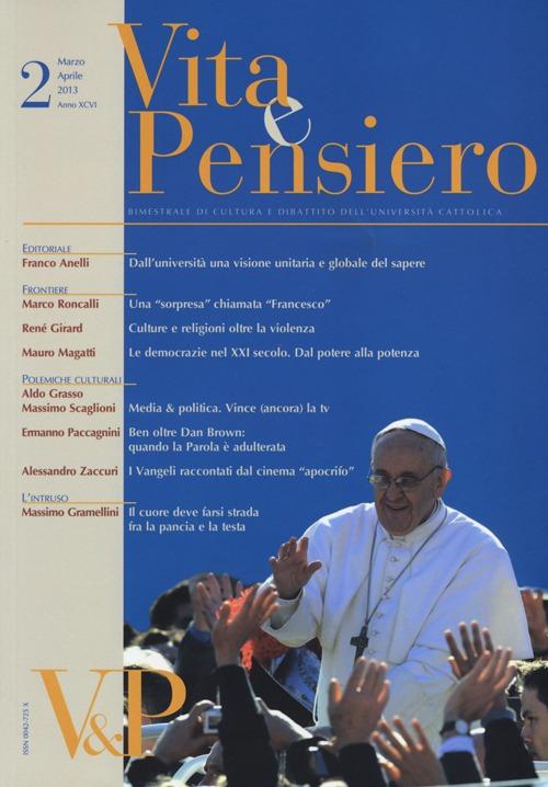 Vita e pensiero (2013). Vol. 2.